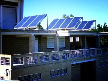 Energía térmica solar 2