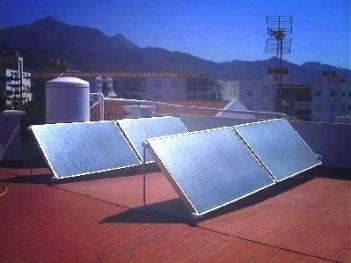 Energía térmica solar 1