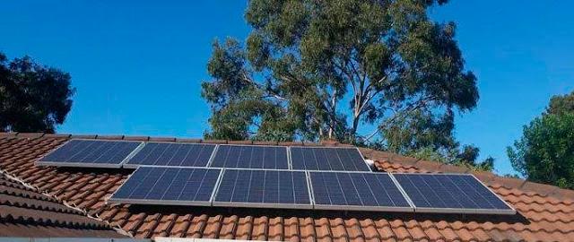 Aerotermia Fotovoltaica; elige frío o calor.