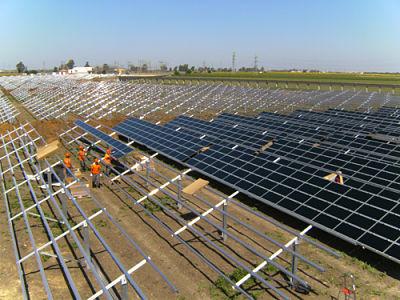 La fotovoltaica ya es la forma más económica de producir energía en España 2