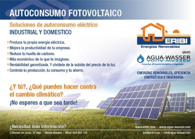 Nueva Instalación Fotovoltaica de Autoconsumo de 100kw en la Cooperativa Eika 13