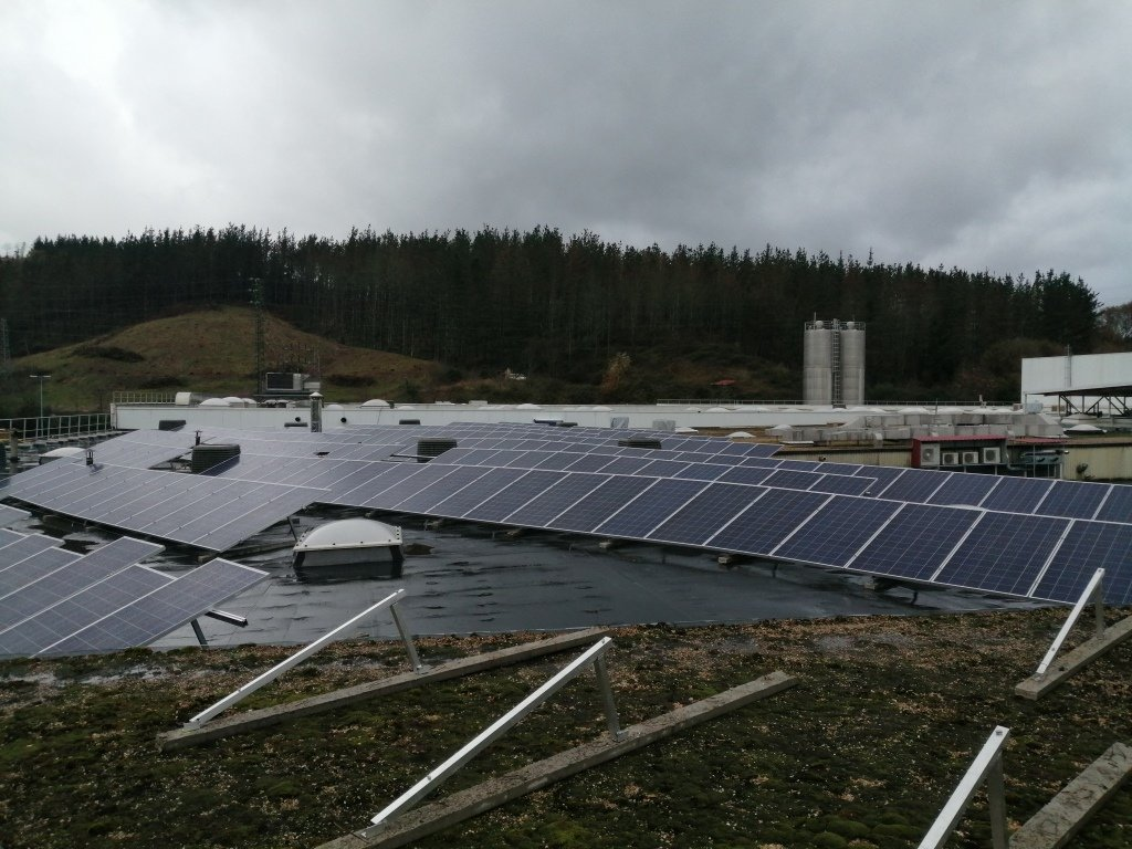 Nueva Instalación Fotovoltaica de Autoconsumo de 100kw en la Cooperativa Eika 4