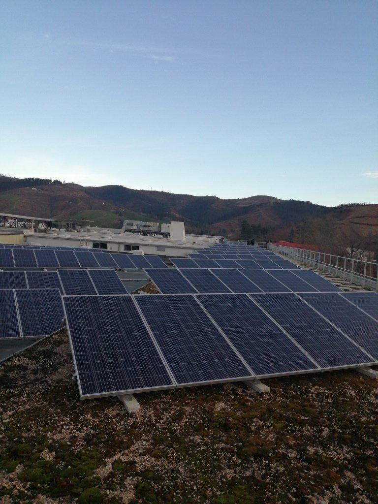 Nueva Instalación Fotovoltaica de Autoconsumo de 100kw en la Cooperativa Eika 8