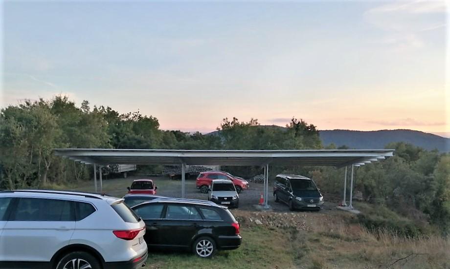 LASIERRA, Álava. Primera Comunidad Solar de Euskadi. 1
